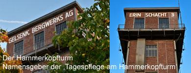 Der Hammerkopfturm