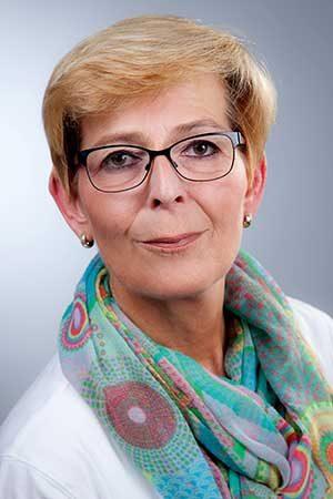 Claudia Ebben. Stellv. Pflegedienstleitung der Ambulanten Pflege.